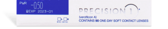 Precision1 Dailies – 90 Pack